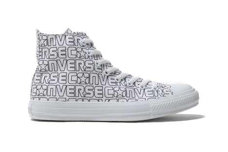 Custom DIY Canvas Sneakers
