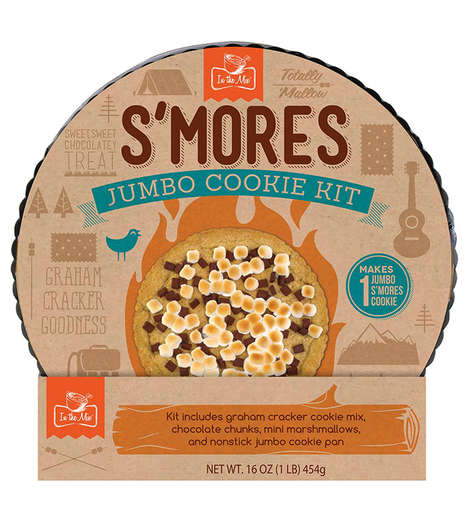 Shareable S'mores Cookie Kits
