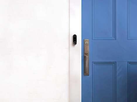 Package-Detecting Doorbells