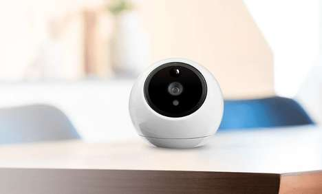 Auto-Tracking Security Cameras