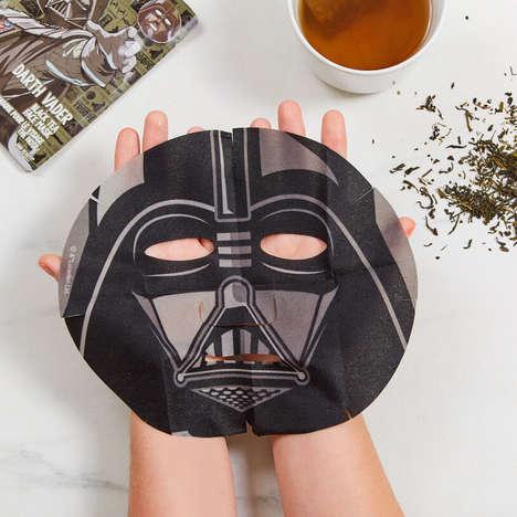 Sci-Fi Sheet Masks