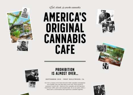 Farm-to-Table Cannabis Cafes