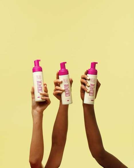 Anti-Cellulite Tanning Foams