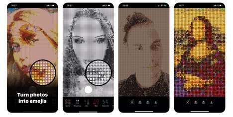 Mobile Emoji AR Apps