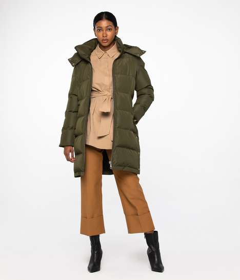 Canadian Vegan Outerwear