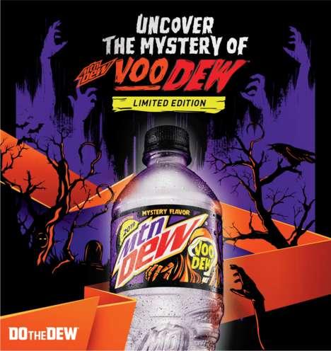 Branded Halloween-Themed Drinks