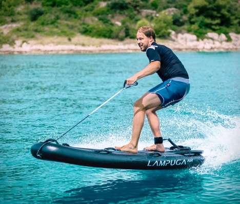 Rechargeable Aquatic Jetboards