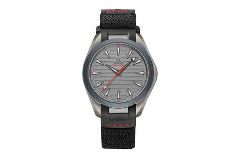 Lightweight Titanium Watches