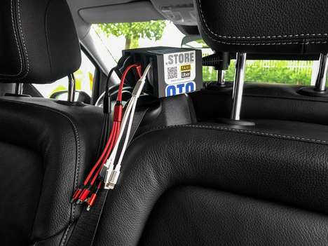 Vehicular Passenger Device Chargers