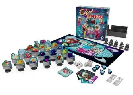 Fidget Toy Manufacturing Games