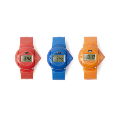Water-Powered Digital Watches