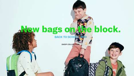 Charitable Backpack Brands