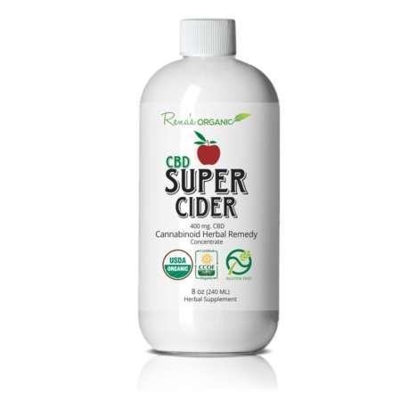 CBD-Infused Cider Elixirs