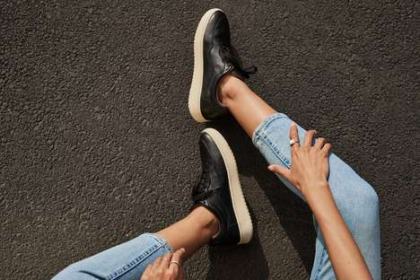 Minimalistic Sustainable Sneakers