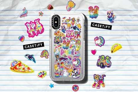 Nostalgic Smartphone Cases