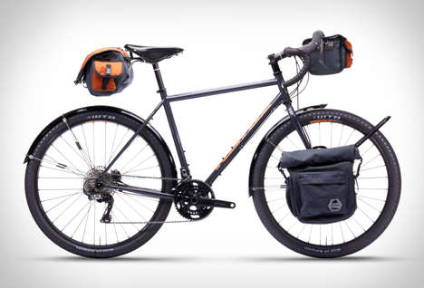 Ample Storage-Equipped Bikes
