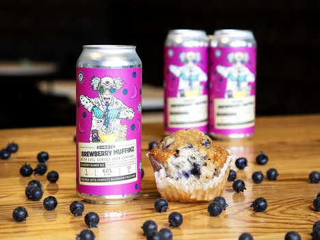 Berry Muffin-Flavored Beers