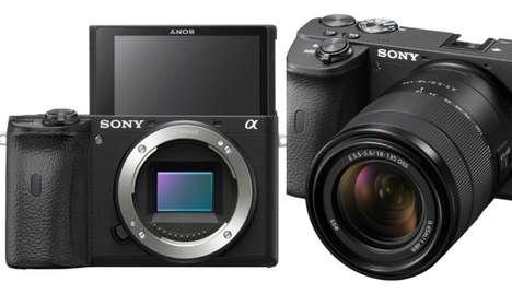 Speedy 4K Vlogging Cameras