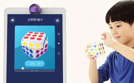 Digital Solution Puzzle Toys