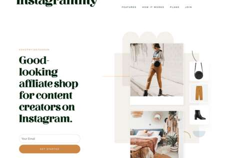 Shoppable Instagram Services