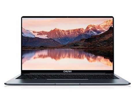 Fan-Free Productivity Laptops