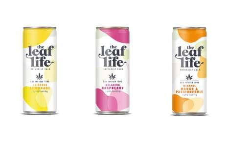 Stress Management Sparkling Drinks