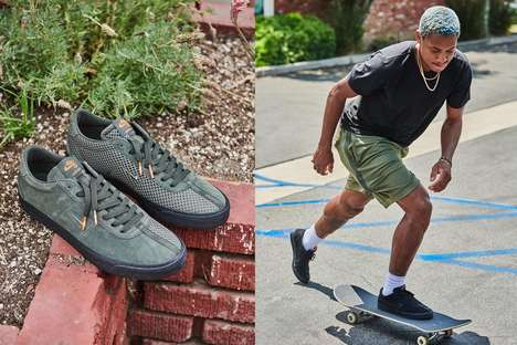 Durable Mesh Skate Shoes