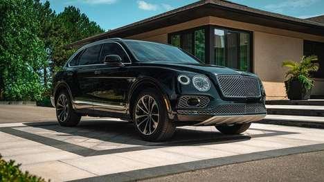 Bulletproof Luxury SUVs