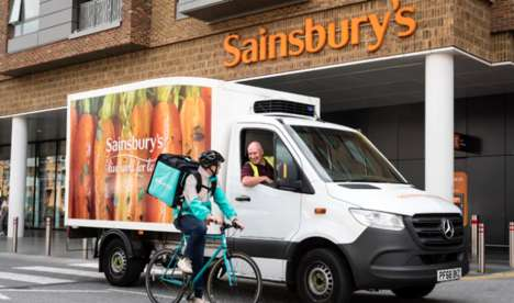 Grocery Store Delivery Trials