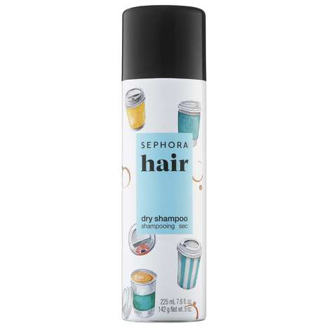 pH-Balancing Dry Shampoos