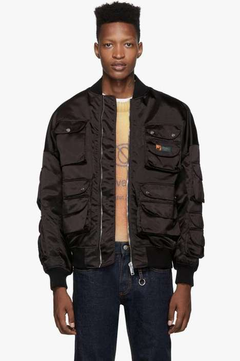 Streetwear-Informed Hunting Apparel