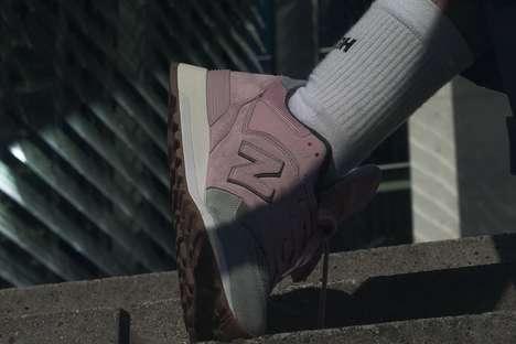 Math-Inspired Sneaker Designs