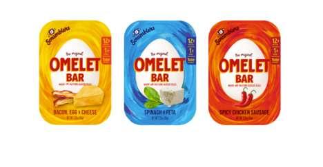On-the-Go Omelet Bars