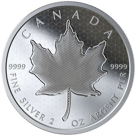 Pulsating Canadian Coins
