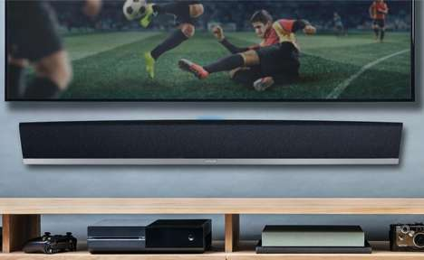 Performance-Tuned Sound Bars