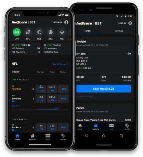 Integrated Sports Betting Apps