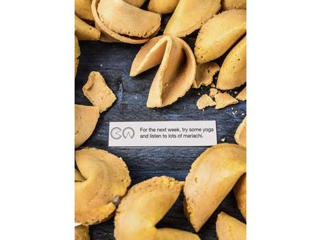 Plant-Based CBD Fortune Cookies