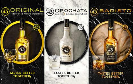Millennial-Targeted Liqueur Campaigns