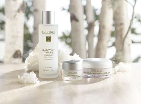 Forest-Inspired Skincare Trios