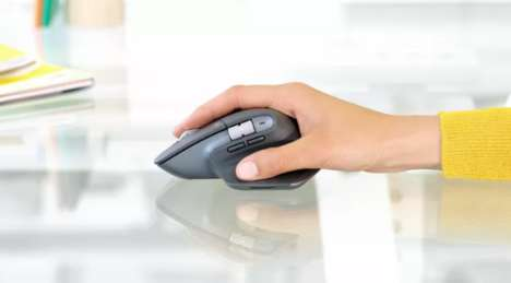 Magnetic Mouse Scrolling