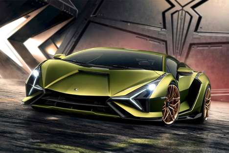 Limited-Edition Hybrid Performance Cars