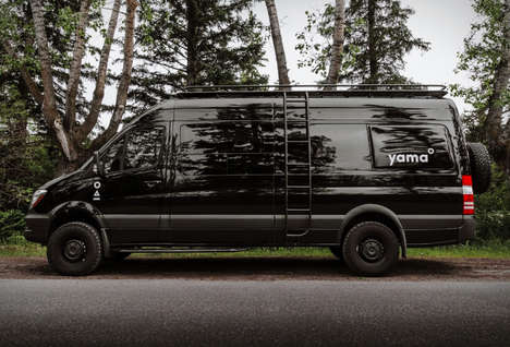 High-End Van Life Vehicles