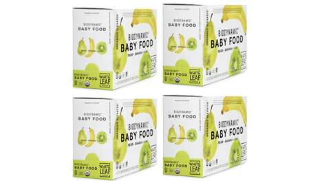 Regeneratively Grown Baby Foods