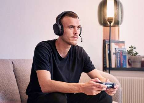 Multi-Device Gamer Headsets