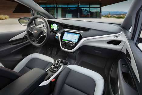 Electric Car Cabin Redesigns
