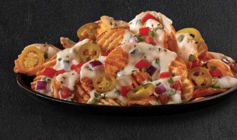 Potato Chip Nacho Dishes