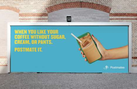 Dynamic Grocery Delivery Ads