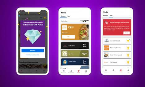 Discount-Tracking Food Deliveries