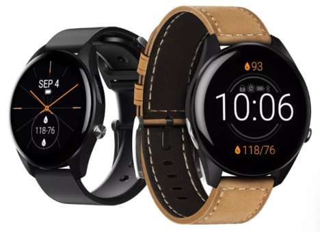 Health-Conscious Smart Watches