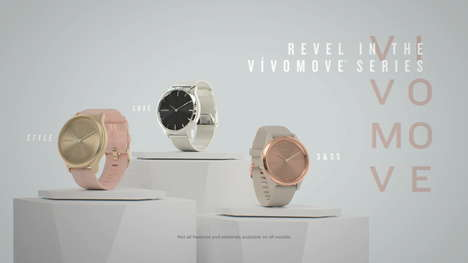Hybrid Wellness Smartwatches